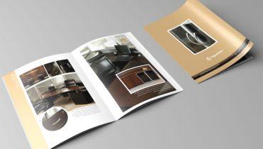 Brochure y Catálogos
